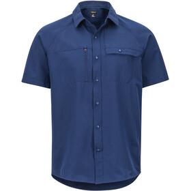 Marmot Danfield Miehet Lyhythihainen paita , sininen